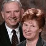 Bob and Phyllis Foy