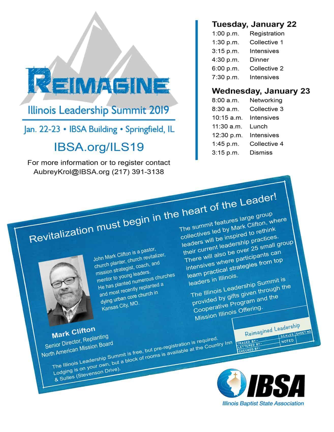 Illinois Leadership Summit 2019