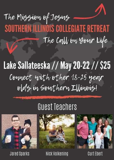 Southern Illinois Collegiate Retreat 2019