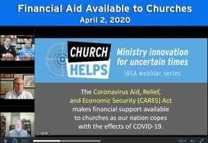 Financial aid available to help churches
